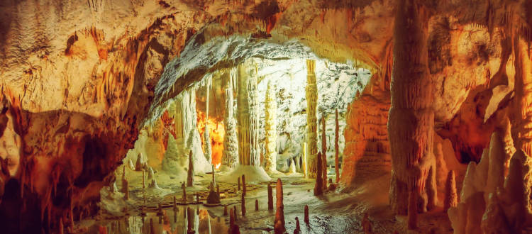 Grotte di Frasassi - Marche