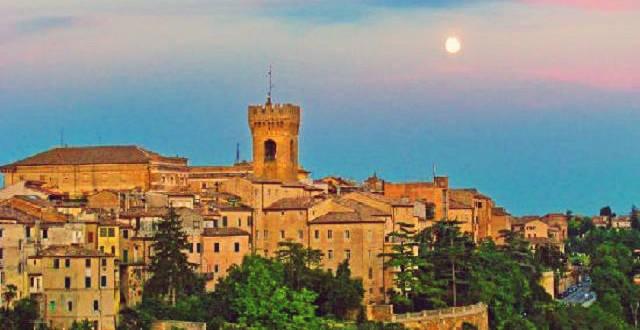 Recanati, Marche, Italia
