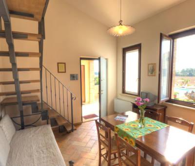 interno appartamenti casale del conero