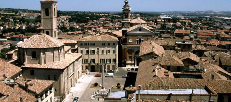 Jesi in provincia di Ancona