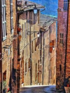 Borgo di Sarnano   Macerata