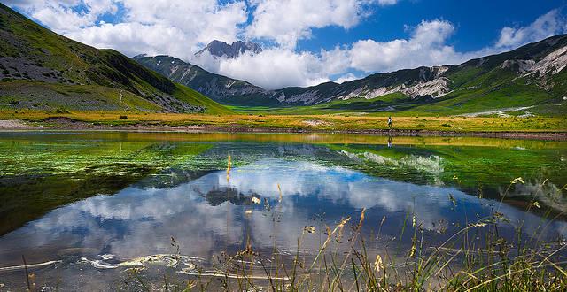 Itinerari ai Monti della Laga