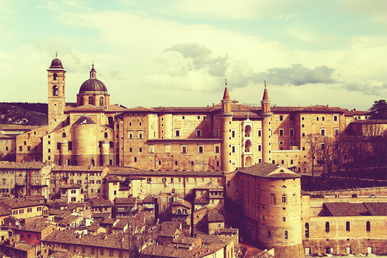 Urbino - Tour delle Marche in 3 giorni
