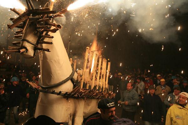 cavallo di fuoco
