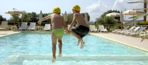 casale del conero piscina
