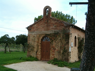 La chiesa della banderuola