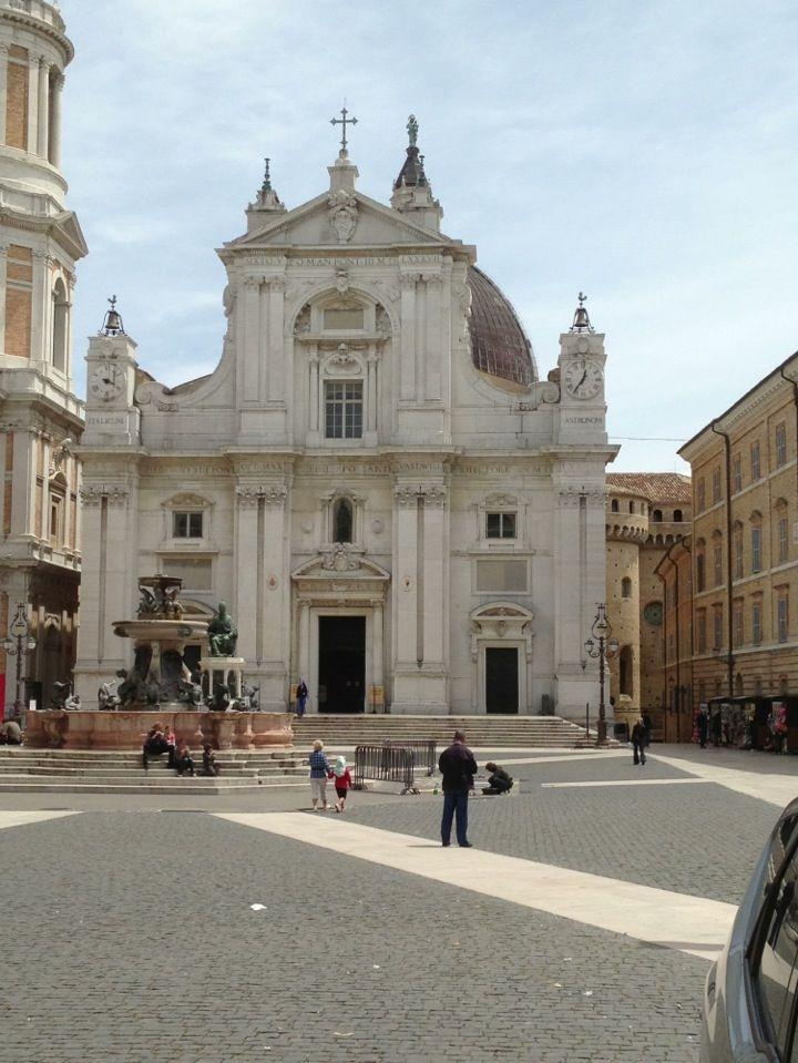 percorsi spirituali nelle Marche Santuario di Loreto