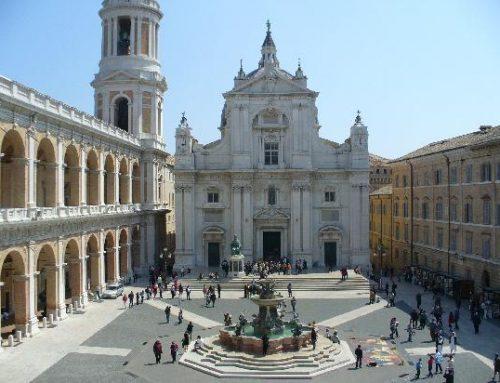 Il Santuario di Loreto e la casa di Nazareth