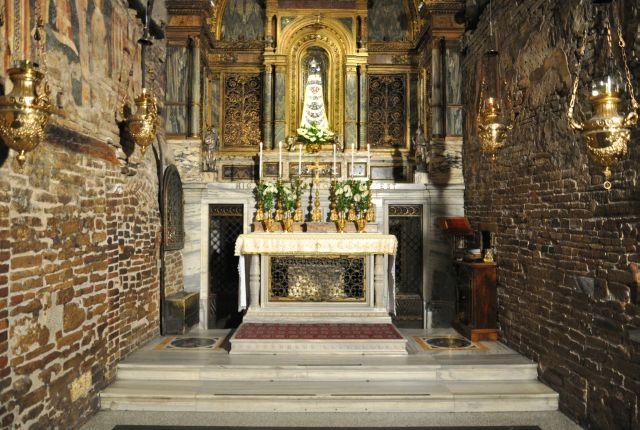 santa casa di nazareth loreto
