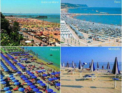 Le bandiere blu delle Marche – Le spiagge più belle