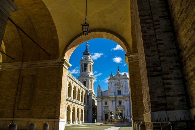 basilica loreto giubileo lauretano
