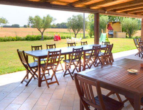 Area comune residence al conero (wifi free)