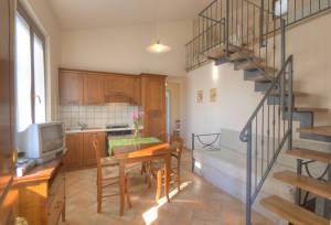 Interno-Appartamento casale del conero