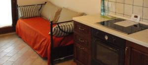casale del conero interno appartamento