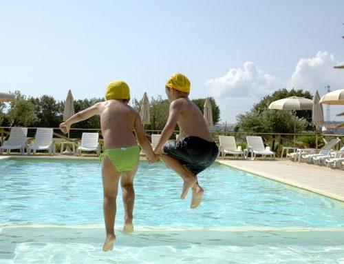 Residence con piscina alla Riviera del Conero