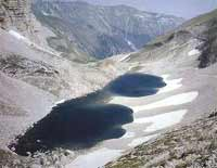 Lago pilato, storie e leggende delle marche