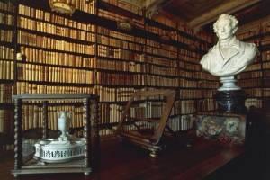 Casa Leopardi - La biblioteca