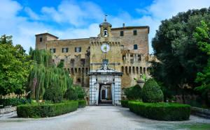 Castelli delle Marche - Rocca di Fiumesino