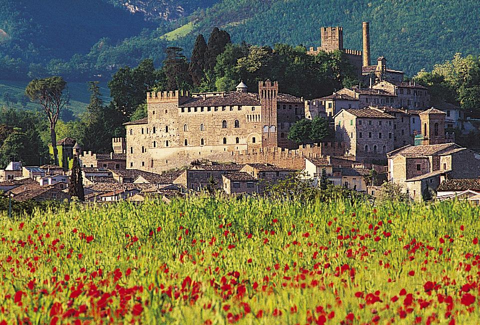 Castello Pallotta - Castelli delle Marche