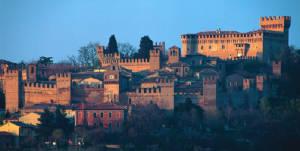 Castelli delle Marche: il Castello di Gradara