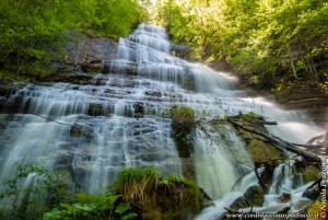 Umito - Cascate della Prata - Monti della Laga
