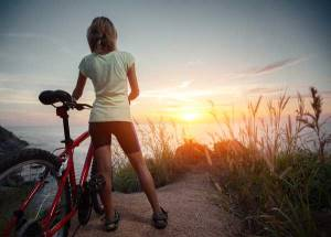 le marche in bicicletta