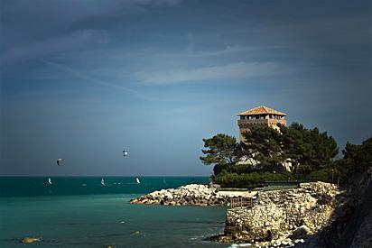 torre di guardia di portonovo