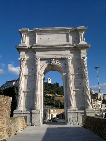 Ancona Arco di Traiano
