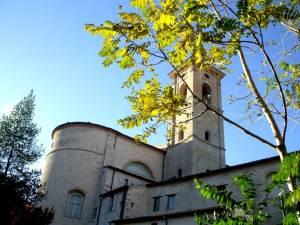 fossombrone chiesa di sant'agostino