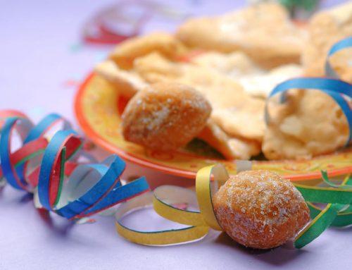 I dolci di carnevale nelle Marche