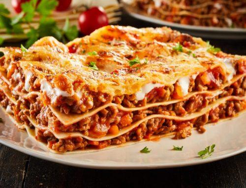 I Vincisgrassi marchigiani – Non chiamatela lasagna