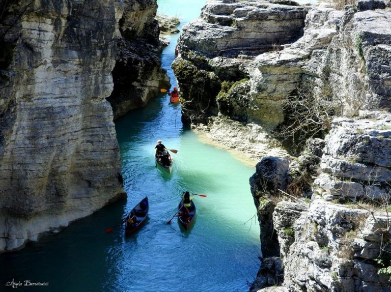 Marmitte dei Giganti – A spasso nel Canyon di Fossombrone