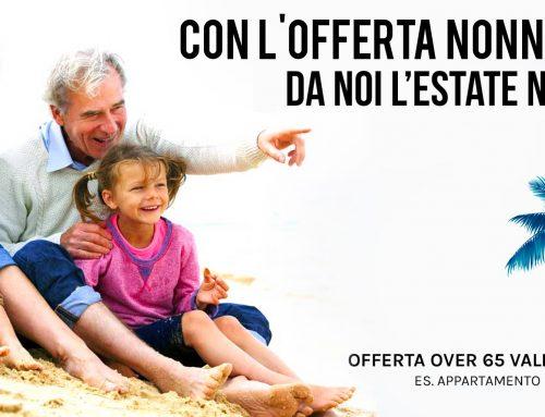 Vacanza a Settembre – Offerta Nonni in vacanza (over 65)